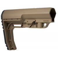 Mission First Tactical MFT Battlelink Minimalist Mil-Spec AR-15 Stock Scorched Dark Earth