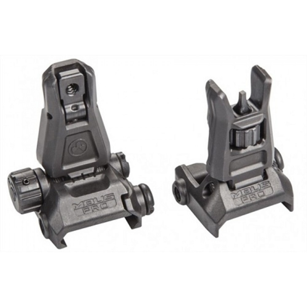 Magpul MBUS Flip Up Sights Review (The Best Back Up Iron ...