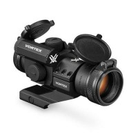Vortex Strikefire II Bright Red Dot Scope with Cantilever Mount