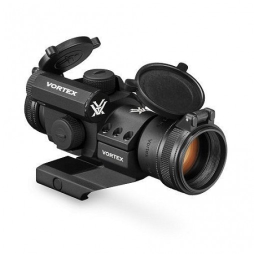 Vortex Strikefire II Red/Green Dot Scope with Cantilever Mount