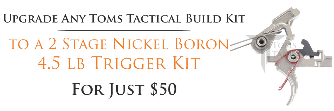 Nickel Boron Trigger Upgrade