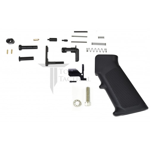 Toms Tactical AR10 / 308 AR LPK Lower Parts Kit No Trigger Group