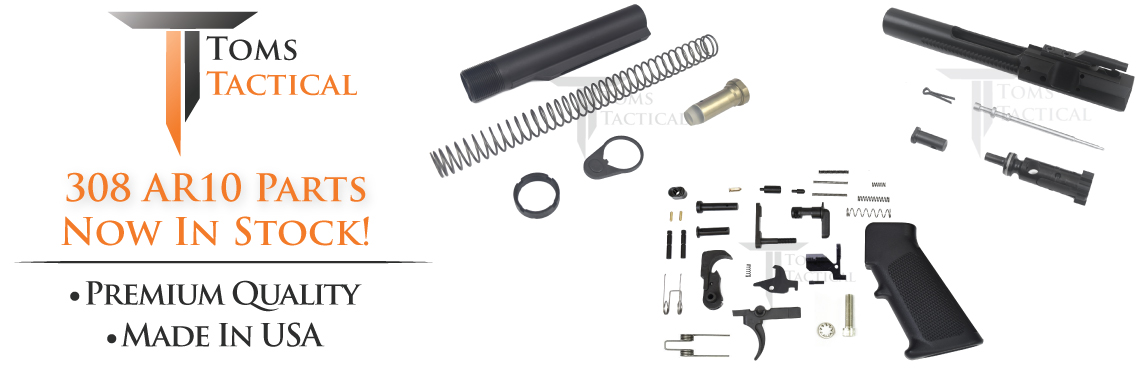 308 AR10 Parts In Stock