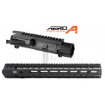 "Aero Precision M5E1 AR-10 308 Upper Receiver + 15"" Free Float Rail - Gen 2 BLEM"