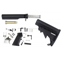 Anderson Manufacturing Lower Build Kit AR-15 LBK Classic Stock