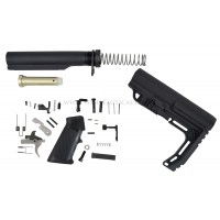 Anderson Manufacturing Lower Build Kit AR-15 LBK MFT Stock