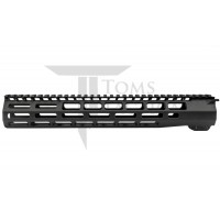 Lightweight AR15 M-LOK Free Float Handguard Rail