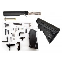 Anderson Manufacturing Lower Build Kit AR-15 LBK Blackhawk Stock