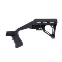 Bump Fire AR-15 Stock - Right Handed - Black