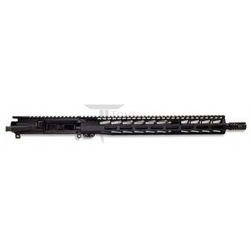 "AR15 16"" 5.56 NATO Free Float MLOK Upper Receiver Assembly Ballistic Advantage Hanson Performance Barrel"