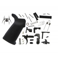 Spike's Tactical Lower Parts Kit with Spider Grip AR-15 LPK