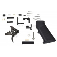 Toms Tactical AR-15 Lower Parts Kit with Geissele SSA-E Trigger