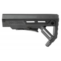 Strike Industries Viper Mod 1 AR15 Carbine Stock Mil-Spec - Black