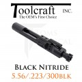 Toolcraft BCG AR15 Bolt Carrier Group Black Nitride
