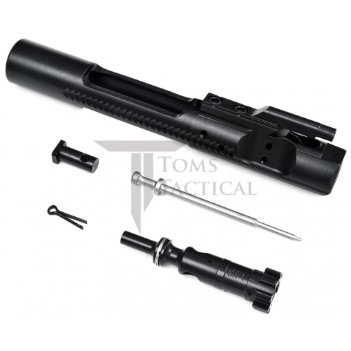 Toms Tactical Black Nitride M16 / AR-15 Bolt Carrier Group BCG V2