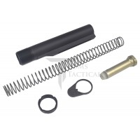 Toms Tactical AR-15 Mil-Spec Buffer Tube Assembly Kit 7075-T6