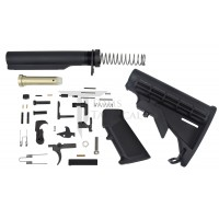 Toms Tactical AR-15 Lower Build Kit