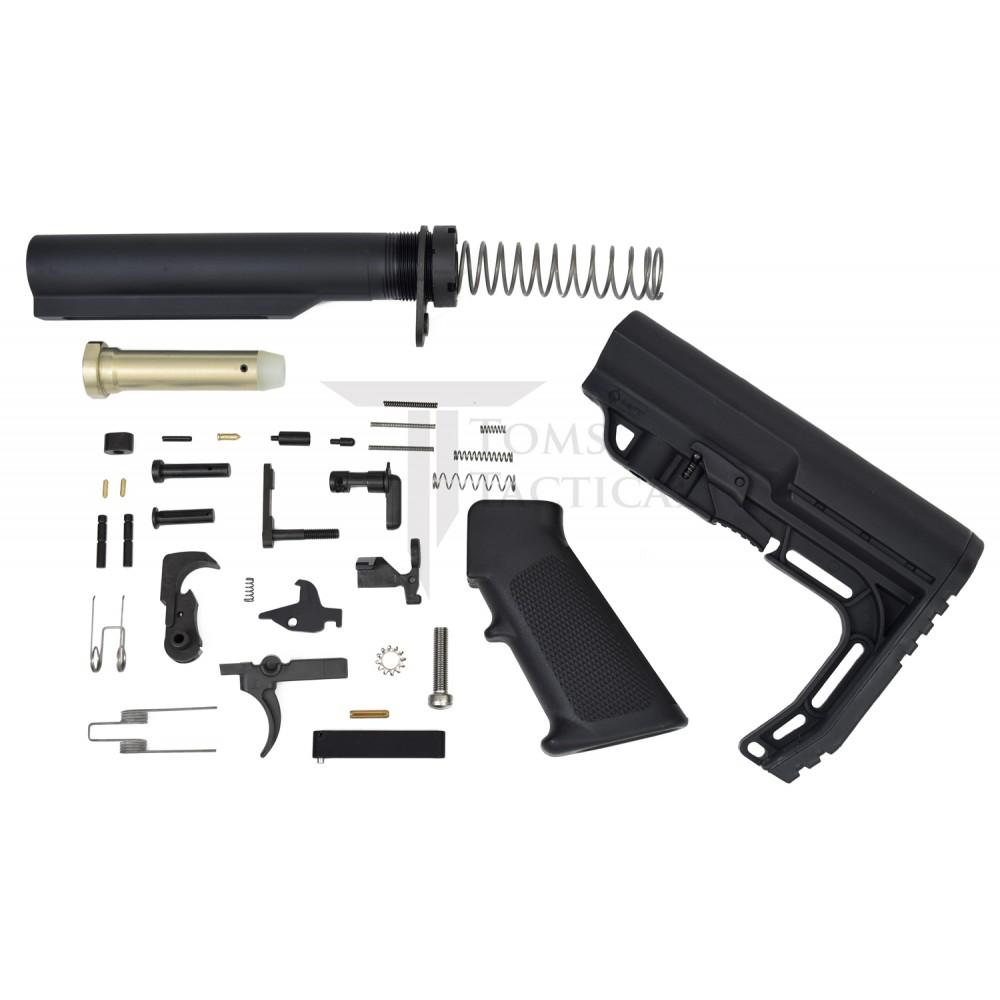 AR15 LPK Lower Parts Kit - Free Shipping - Made in USA
