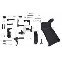 Toms Tactical AR-15 Magpul MOE Lower Parts Kit LPK - Black