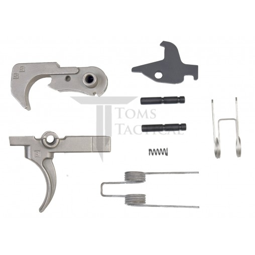 Toms Tactical AR15 Trigger Kit Premium Nickel Teflon