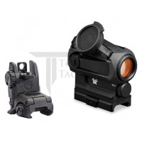 Vortex SPARC AR Red Dot Sight SPC-AR1 + Magpul MBUS Gen 2 Rear Sight