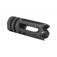Yankee Hill Machine Phantom AR15 Comp Flash Hider Aggressive End Cuts