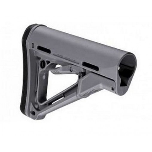 Magpul CTR Collapsible Stock Mil-Spec - Stealth Grey
