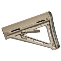 Magpul MOE Carbine Collapsible Stock Mil-Spec FDE Flat Dark Earth MAG400-FDE