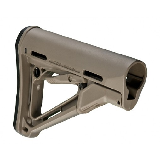 Magpul CTR Collapsible Stock Mil-Spec FDE Flat Dark Earth