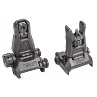 Magpul MBUS Pro Front & Rear Sight Set