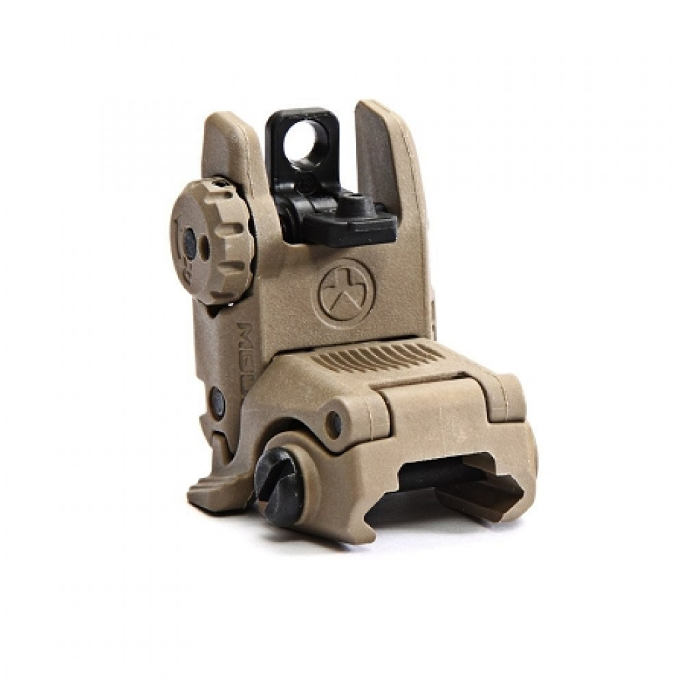 Magpul Moe Mbus Gen 2 Rear Sight Fde