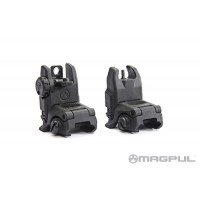 Magpul MBUS Gen II Front & Rear Sight Set - Black