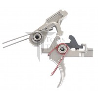 Two Stage AR15 Nickel Boron Trigger Group 4.5 lb