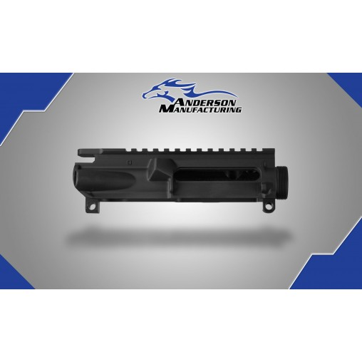 Anderson AR15 Upper Receiver Stripped