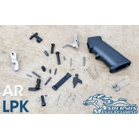 Anderson Manufacturing Lower Parts Kit AR-15 LPK Stainless Steel
