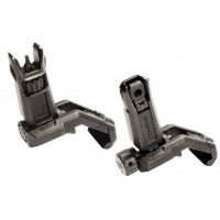 Magpul MBUS Pro Offset Front & Rear Sight Set