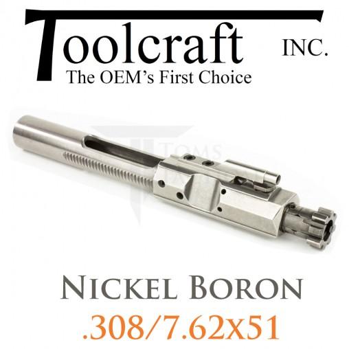 Toolcraft BCG Nickel Boron 308 AR-10 Bolt Carrier Group