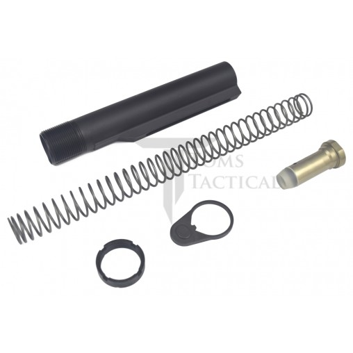 Toms Tactical AR-10 308 Buffer Tube Assembly Kit 7075-T6