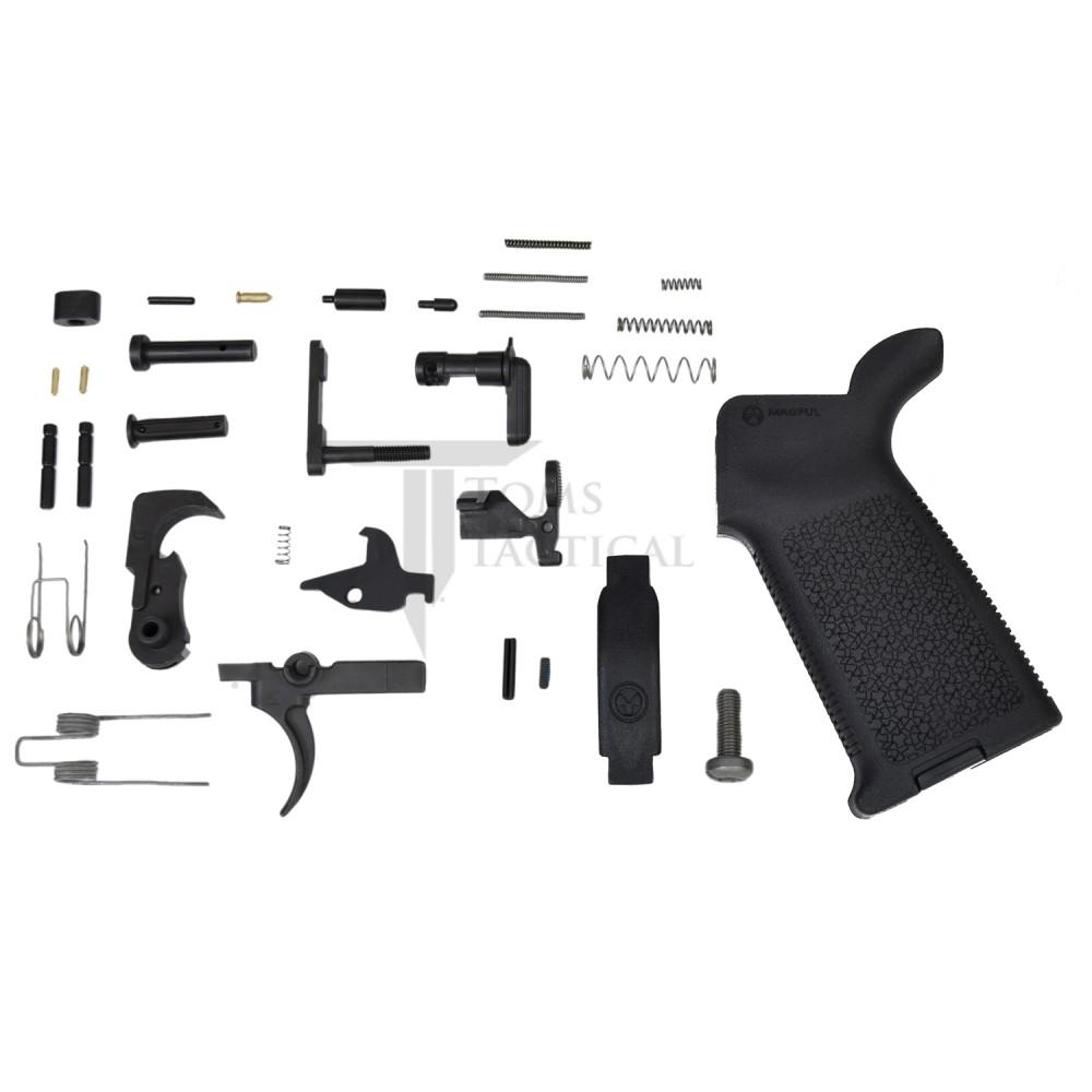 Magpul AR15 LPK MOE Lower Parts Kit - Black - $69.95 Free ...