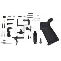 Toms Tactical AR-15 Magpul MOE Lower Parts Kit LPK - Black