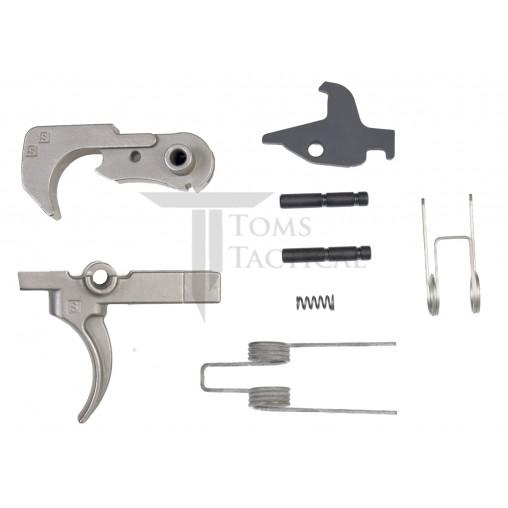 Toms Tactical AR15 Trigger Kit Premium Nickel Teflon